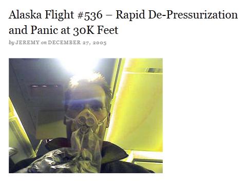 Alaska Flight #536