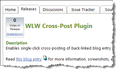 WLW Cross-Post Plugin