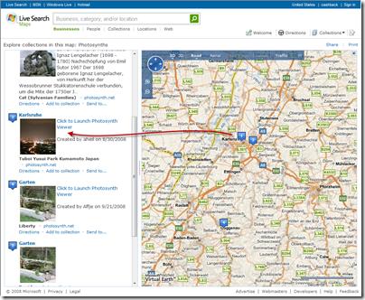 Live Maps
