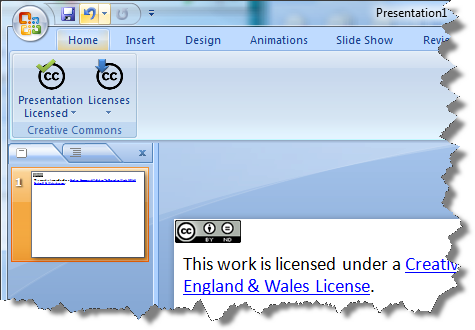 Added license