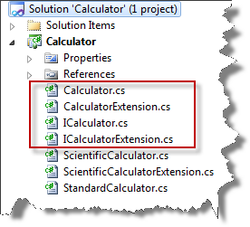 Naming conventions for Extension Methods