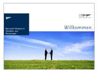 Windows 8 Überblick und Neuerungen