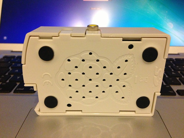 Raspberry Pi Case Bottom