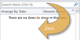 Zero Inbox - Please do not stop, nothing to see here...