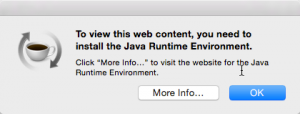 To view this web content, you need to install the Java Runtime Environment.